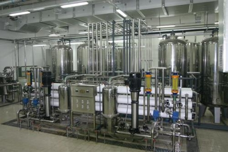 医院中央纯化水