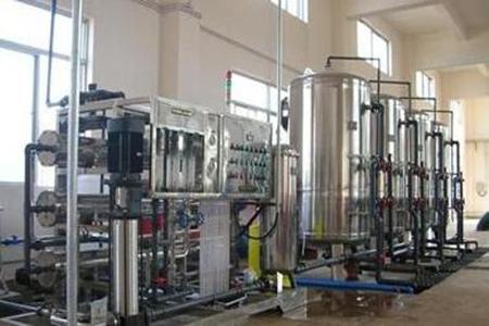 中水处理工艺流程和方法的选择?