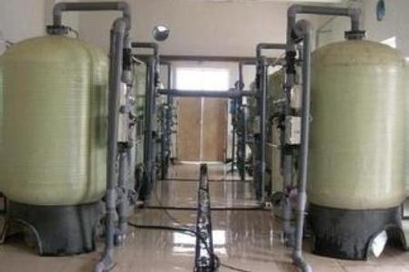大型锅炉软化水补给解决方案