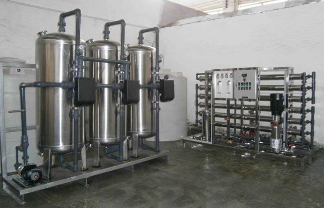 纯净水设备防腐蚀工作该如何处理?