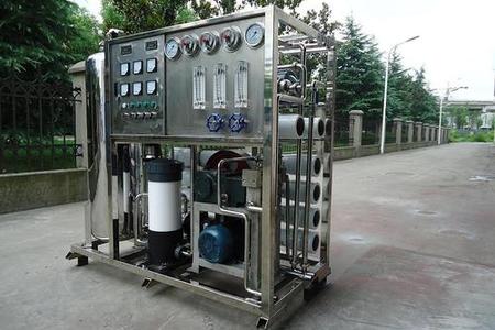 船用海水淡化设备解决方案