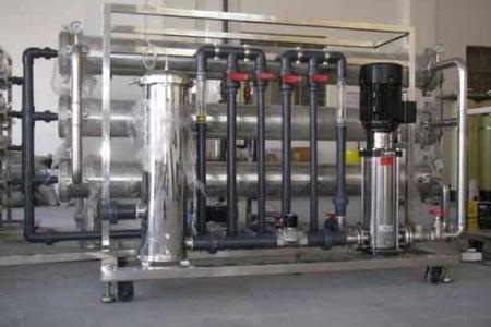 实验室纯水设备解决方案