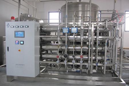 北京纯化水是蒸馏水吗?