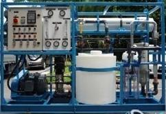 2.0T/H海水淡化设备