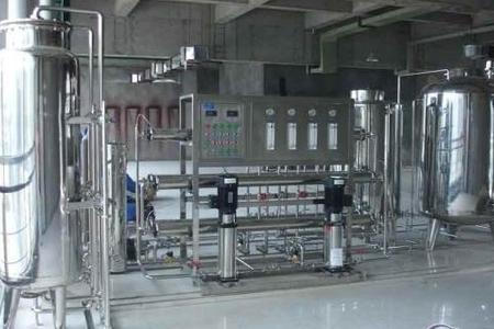 纯化水设备无法供水解决方案
