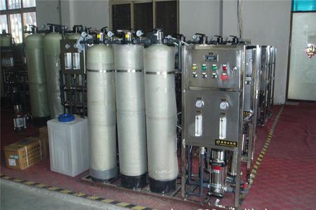 反渗透水处理设备故障启动解决方案