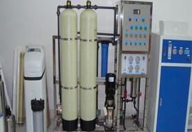 北京华鑫光洁净化科技有限公司采购我司纯化水设备