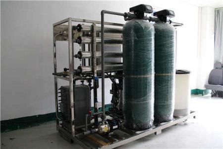 硅块用超纯水设备的解决方案