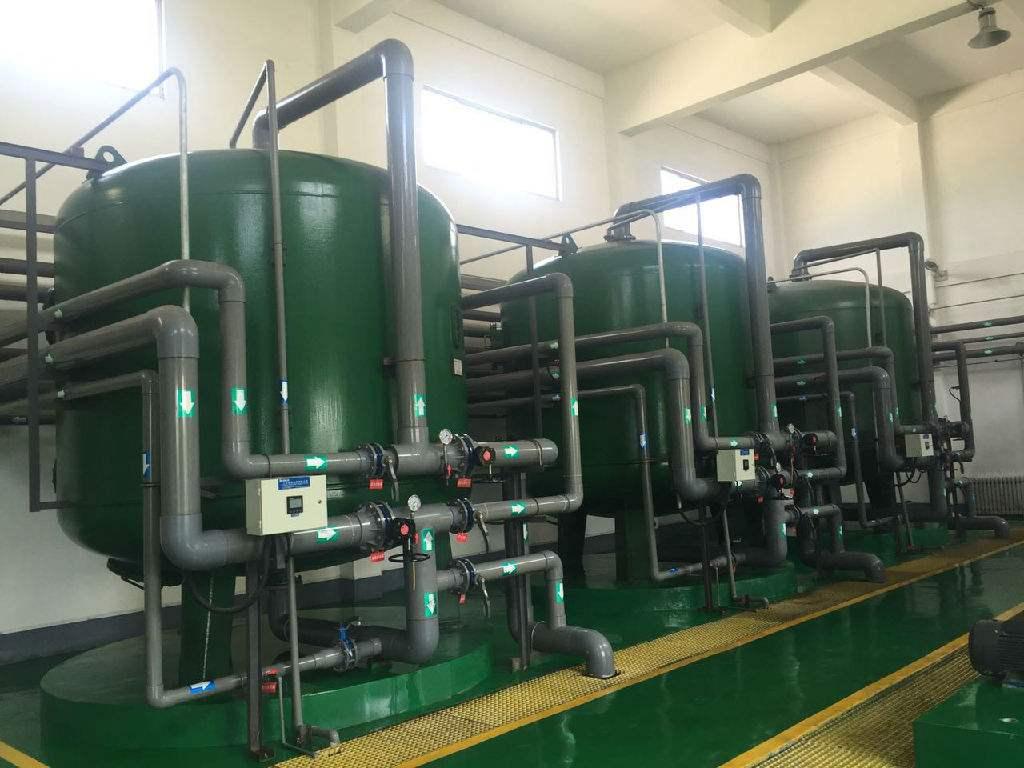精密机械行业反渗透用水设备