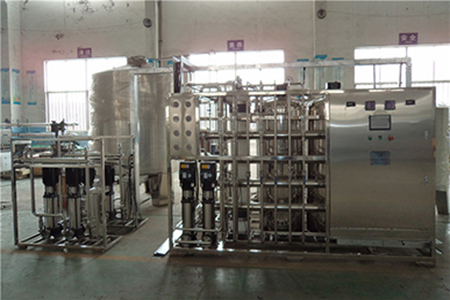北京超纯水机使用方法及操作注意事项