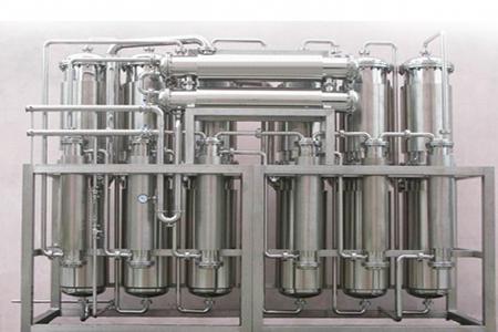 纯化水是蒸馏水吗?