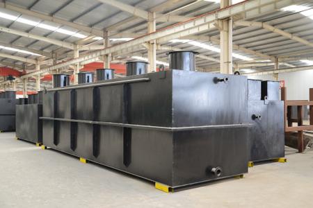 电子工业一体化污水处理设备解决方案
