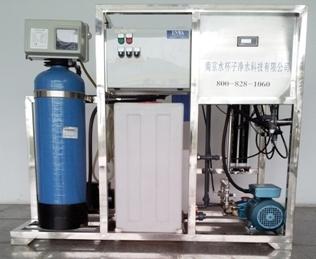 100L/h海水淡化设备