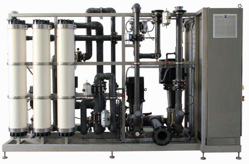 纯蒸汽制备系统介绍
