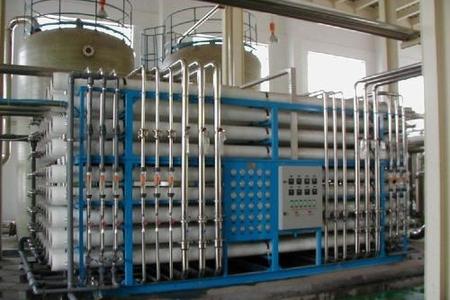 实验室超纯水设备故障及解决方案
