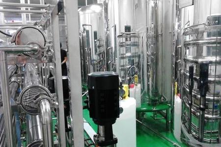 医药纯化水设备系统解决方案