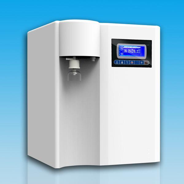纯水进水型超纯水机设备
