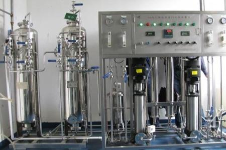 电镀镀膜超纯水设备