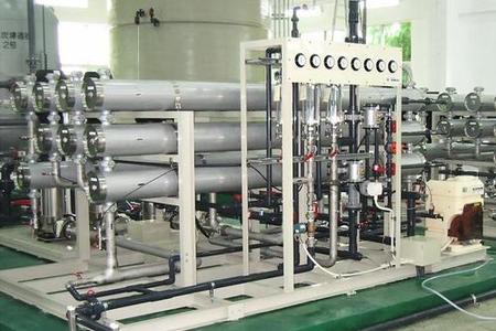工业纯水设备出水量下降原因及解决方案