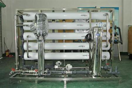 实验室纯水设备的过滤流程?