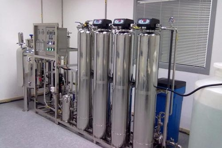 医用纯水设备解决方案