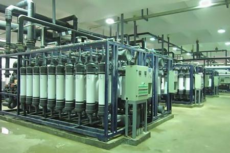 多晶硅超纯水设备解决方案