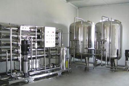 生物制药行业超纯水解决方案