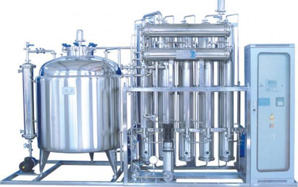 多效蒸馏机