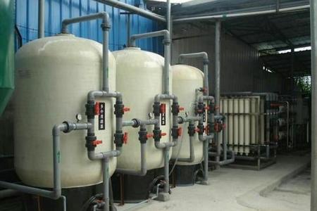 锅炉循环软化水解决方案