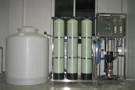 去离子水设备解决方案