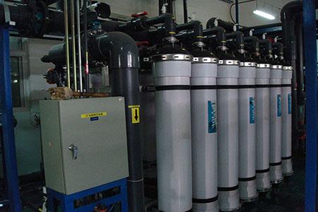 电子行业水处理设备技术参数及应用范围