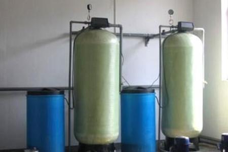 中低压锅炉软化水设备解决方案