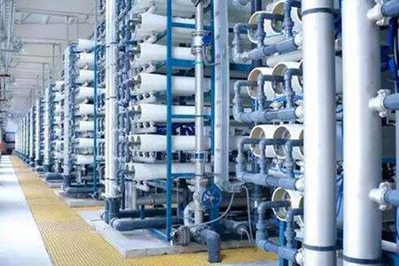 高盐废水处理工艺流程