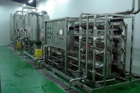 注射用纯化水设备解决方案