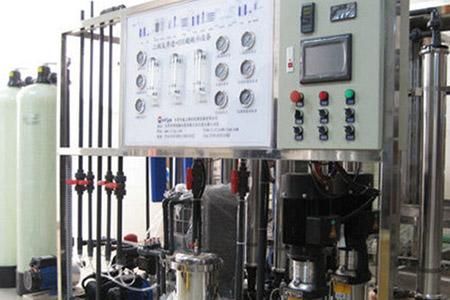 反渗透纯化水设备有哪些特点?