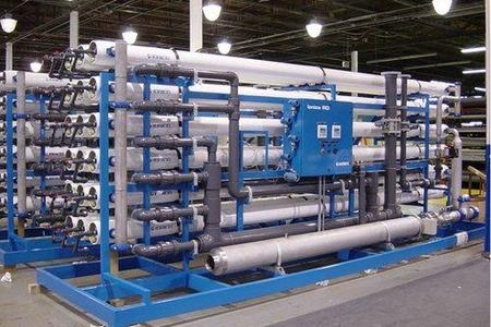 陆地用海水淡化设备