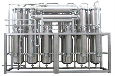 多效蒸馏水机有哪些功能和特点?
