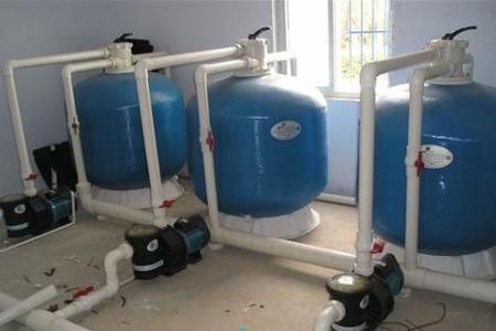 室内泳池软化水设备解决方案
