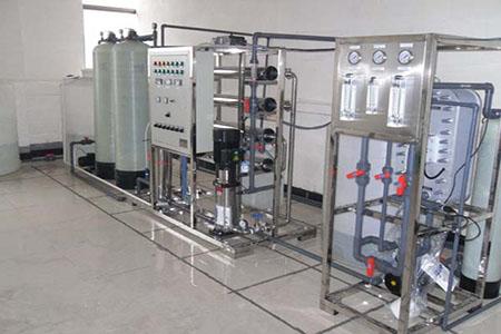 工业纯水设备种类有哪些?