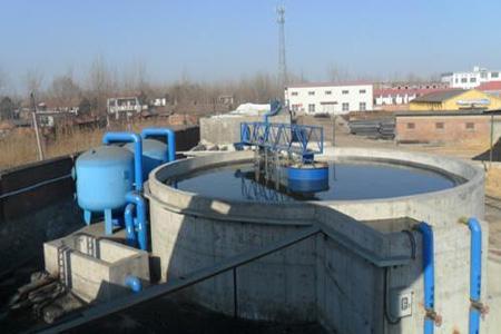 矿井水处理工艺流程?