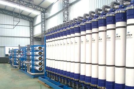 化工纯水设备工作原理?