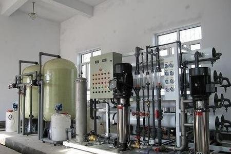 化工纯水解决方案