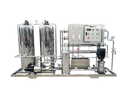 制药用水设备装置设计安装要求?
