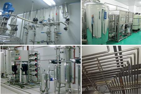 纯化水分配系统是否需要终端过滤器?