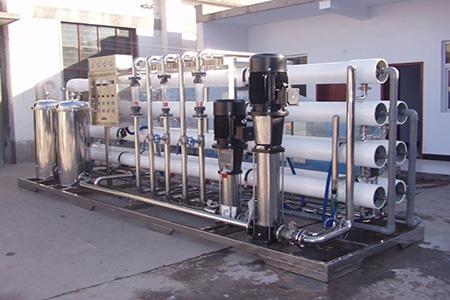 软化水处理工艺