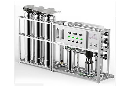 纯化水设备的日常维护保养
