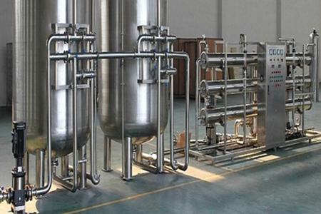 制药用水设备维护清洗步骤?