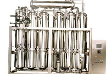 电加热多效蒸馏水机常见故障及解决方案