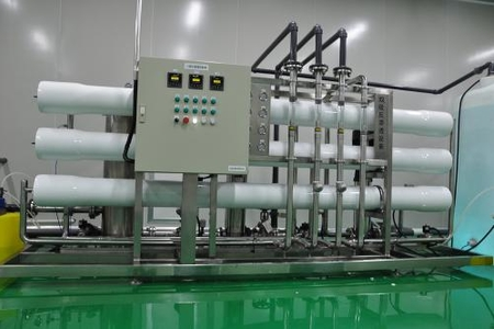 北京纯水设备故障的原因和解决方案