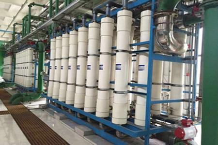 污水厂mbr膜生化处理工艺有哪些优点?